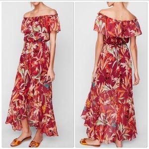 Express High Low  Maxi Dress